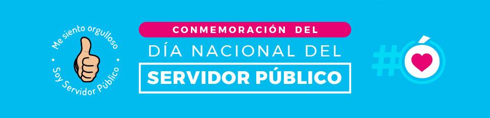banner dia nacional del servidor público