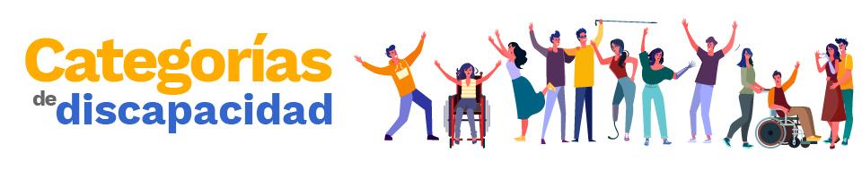 Pregunta: Que es discapacidad