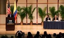 En un año y un mes, este Gobierno sigue con un norte claro para avanzar en el crecimiento económico y la equidad, dijo el Presidente Duque a colombianos en Miami.jpg