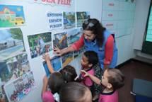 Distrito realizó diálogo ciudadano con niños del Hogar Infantil Los Almendros.jpeg
