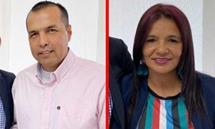 Los nuevos Gerente del Ibal y Secretaria de Cultura de Ibagué.jpg