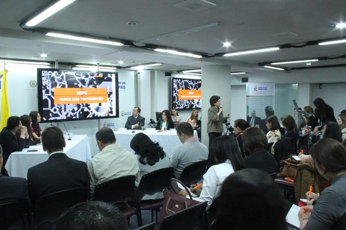 Función Pública presentará el MIPG a las entidades públicas de Cali