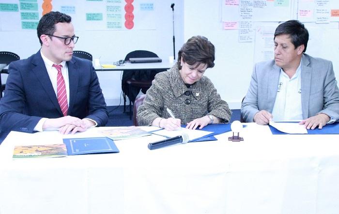 Instituto Nacional para Sordos se vincula al programa Servimos