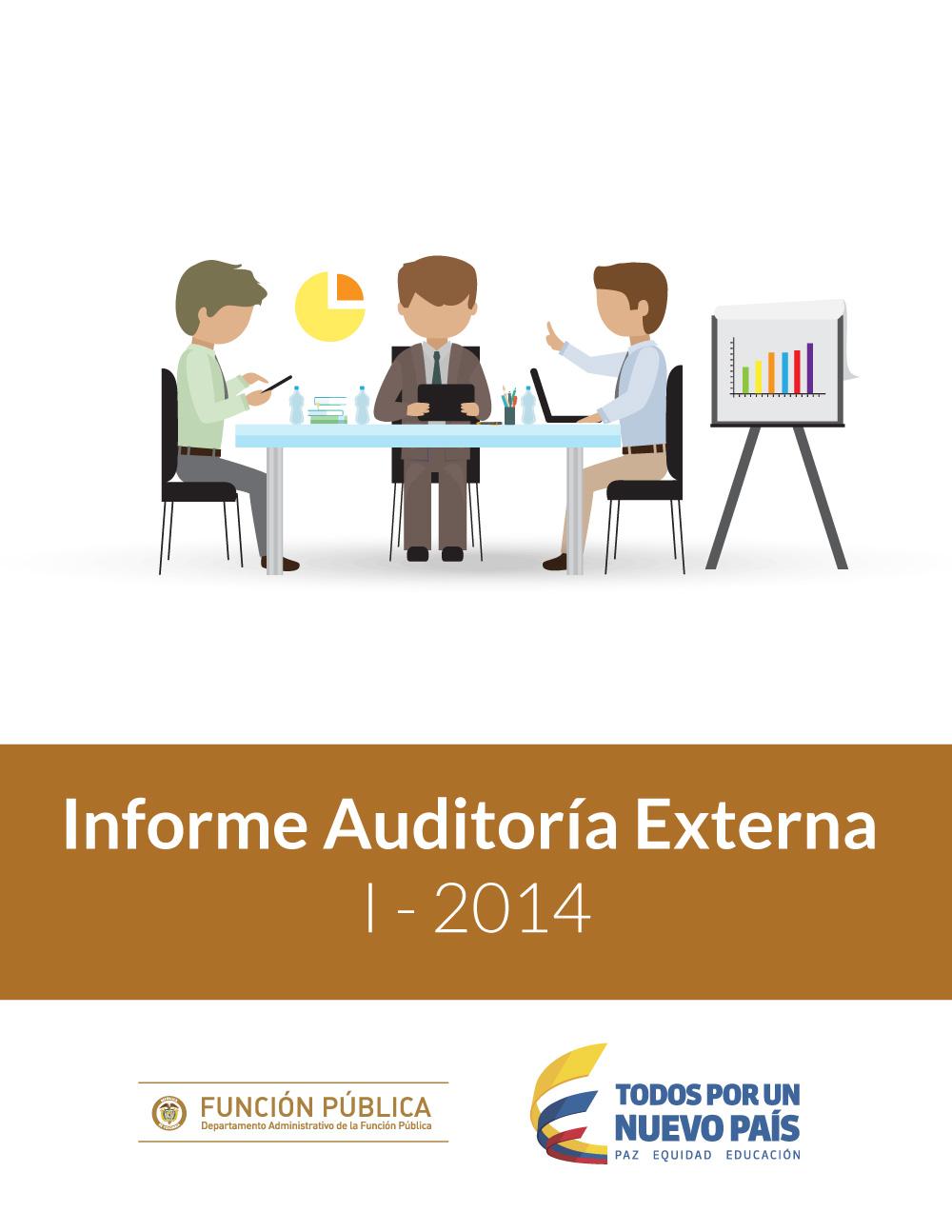 Certificación de Sistemas de Gestión Informe de Auditoría para Auditoría de Certificación del Departamento Administrativo de la Función Pública