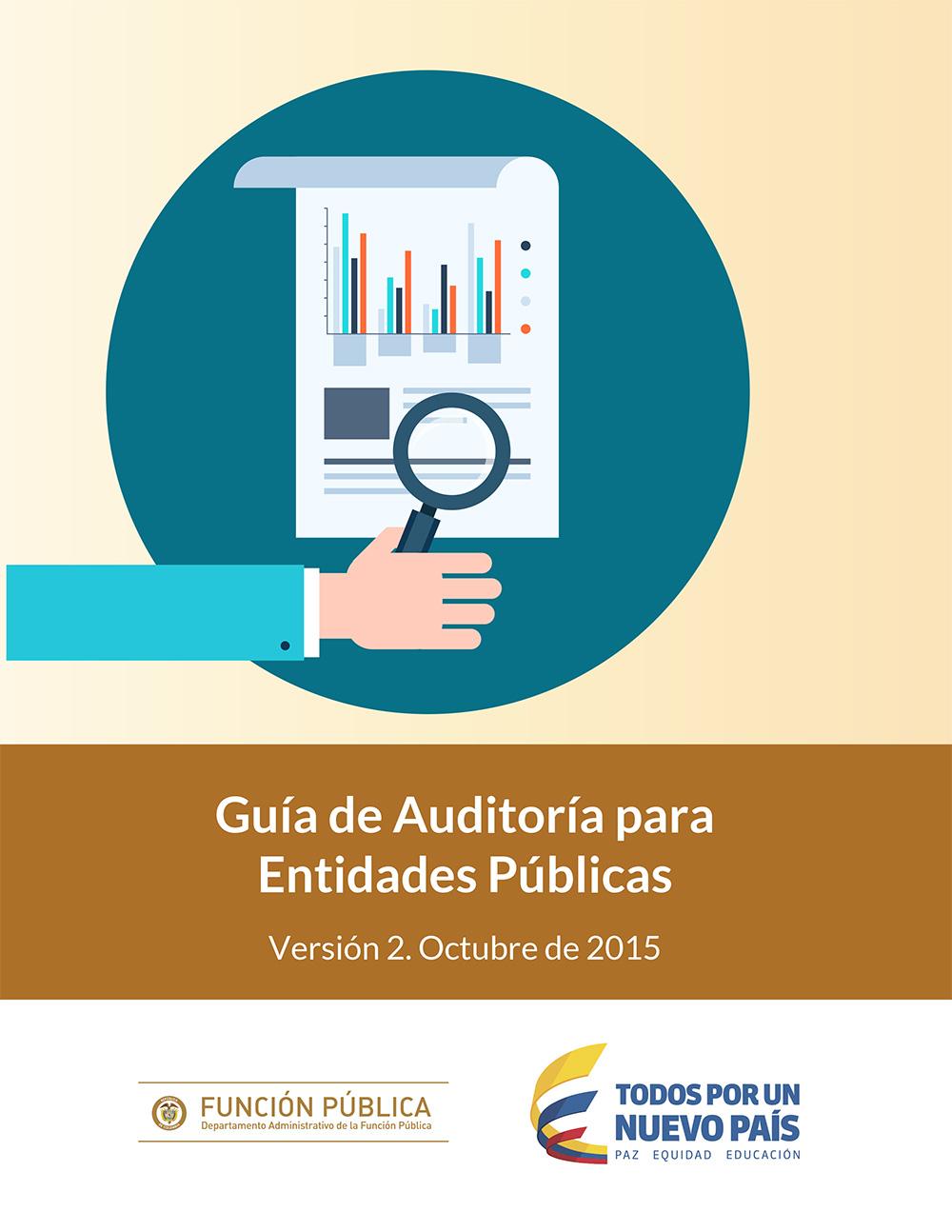 Guía de Auditoría para entidades públicas