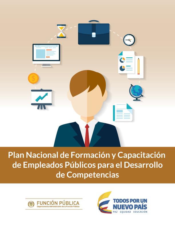 Plan Nacional de Formación y Capacitación de Empleados Públicos para el Desarrollo de Competencias