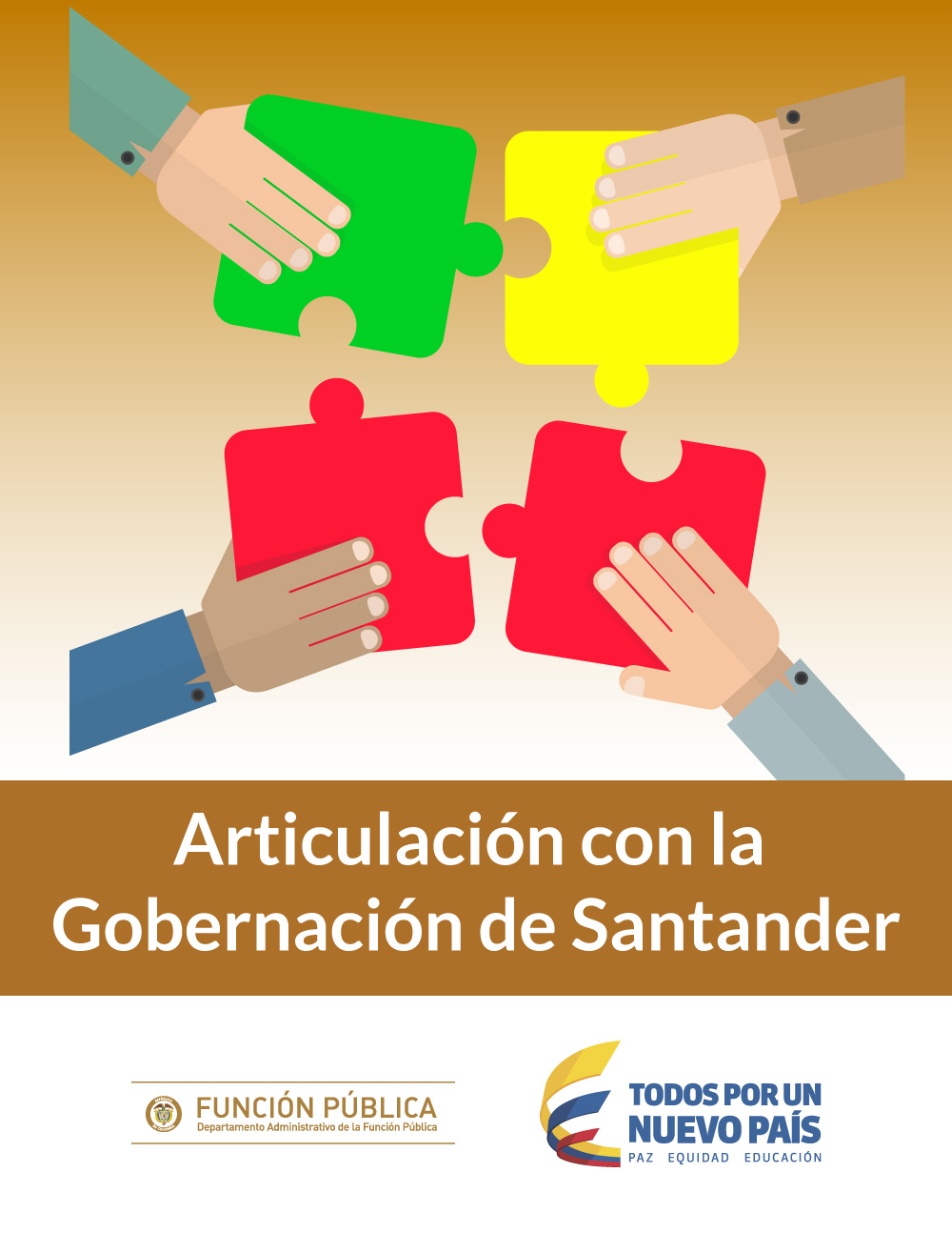 Articulación con la Gobernación de Santander