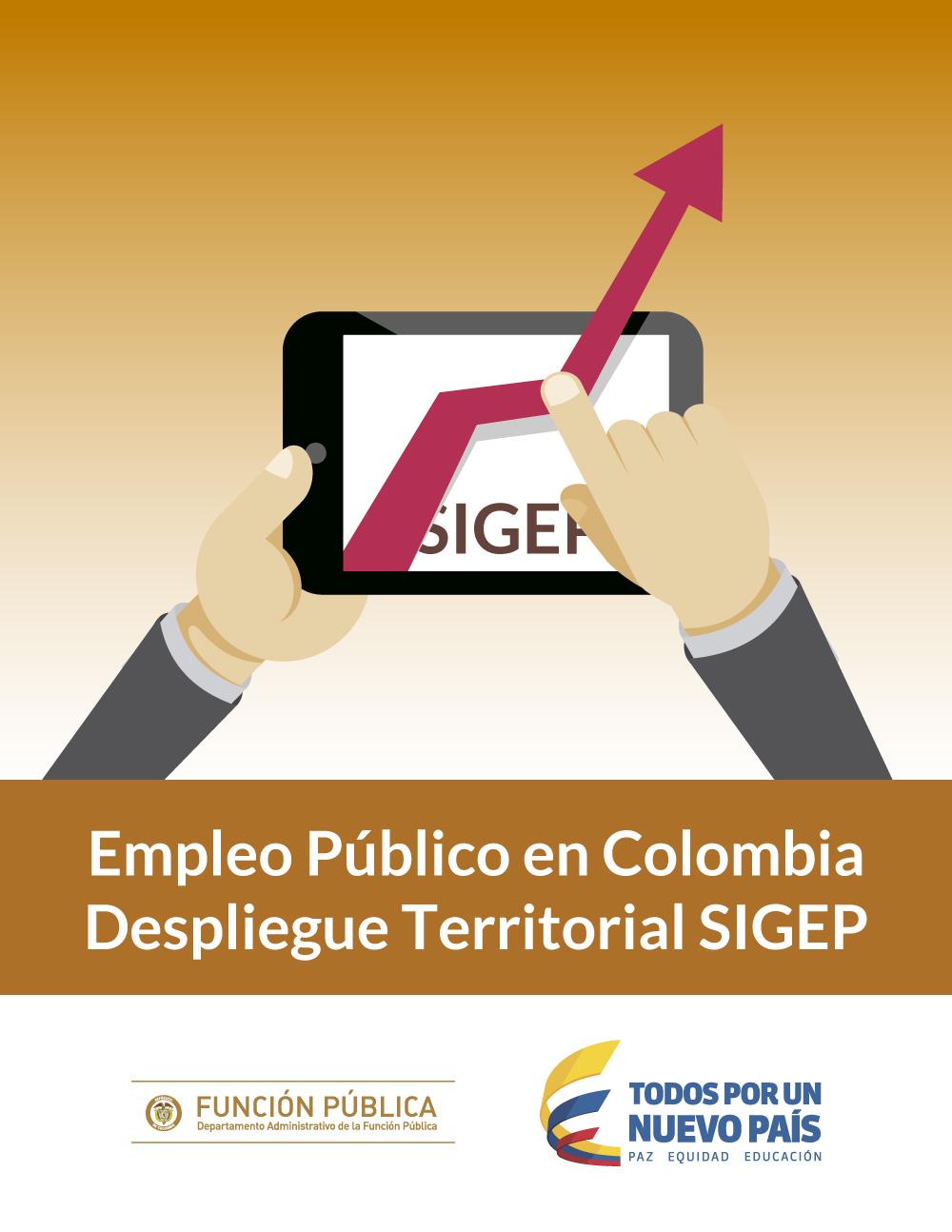 Empleo Público en Colombia - Despliegue Territorial SIGEP