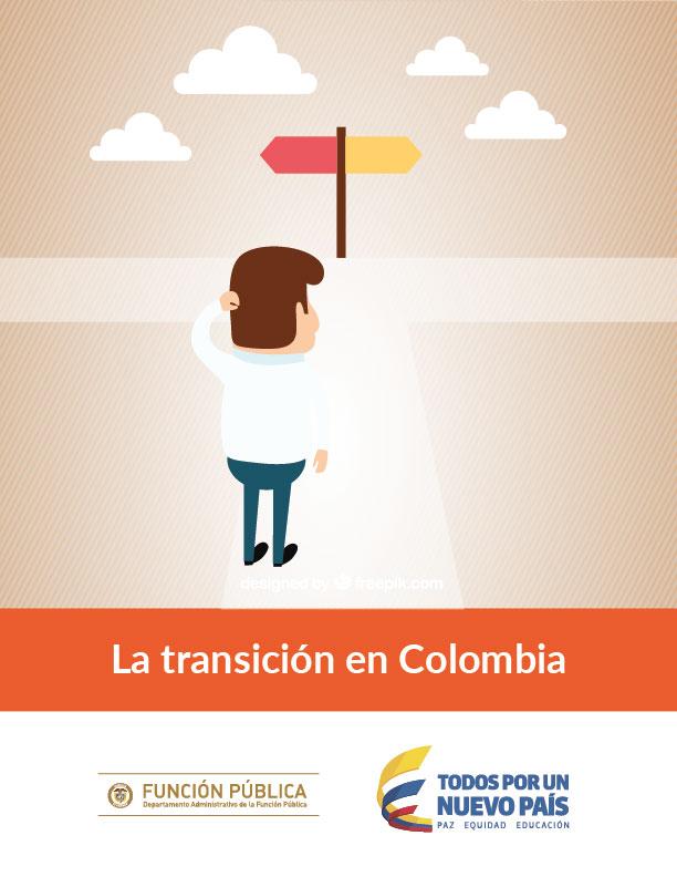 La transición en Colombia