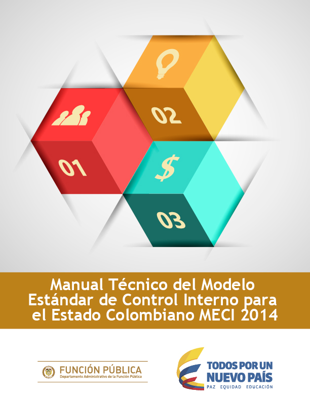 Manual Técnico de MECI 2014