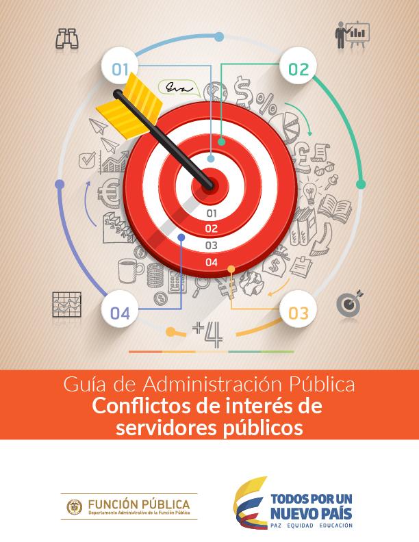Conflictos de interés de servidores públicos