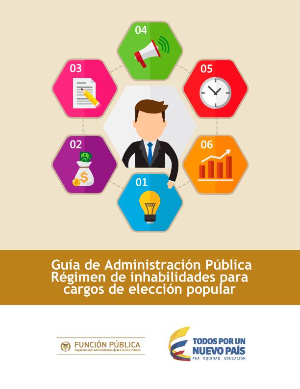 Guía de Administración Pública - Régimen de inhabilidades para cargos de elección popular