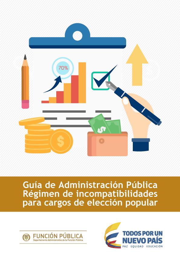 Régimen de incompatibilidades para cargos de elección popular