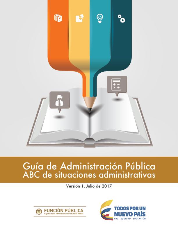 Guía de Administración Pública ABC Situaciones Administrativas