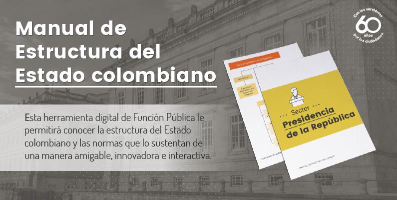 Manual del Estado Colombiano